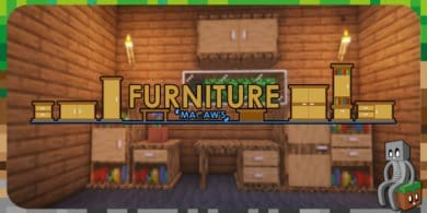 Photo of [Mod] Macaw's Furniture [1.12.2 – 1.15.2]