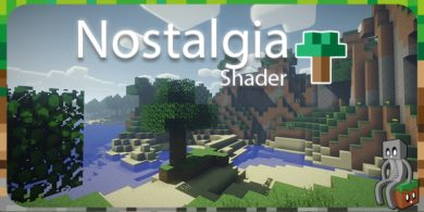 Photo of Nostalgia Shader