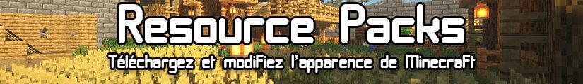 Pack de textures pour Minecraft