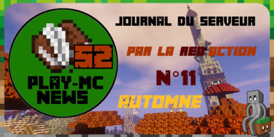 Photo of Play-Mc-News N°11- Automne