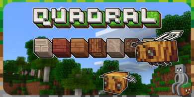 Photo of [Resource Pack] Quadral [1.12 – 1.15]