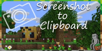 Photo of [Mod] Screenshot to Clipboard [1.10.2 – 1.15.1]