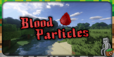 Photo of [Mod] Blood Particles [1.14.4 – 1.15.2]