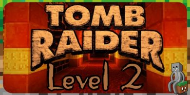 Photo of [Map] Tomb Raider – The New Adventure Lvl 2 [1.12.2]