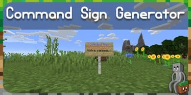 Photo of [Outil] Command Sign Generator