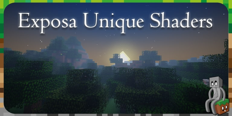 Exposa Unique Shaders