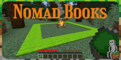 Photo of [Mod] Nomad Books [1.14.4 – 1.16.1]