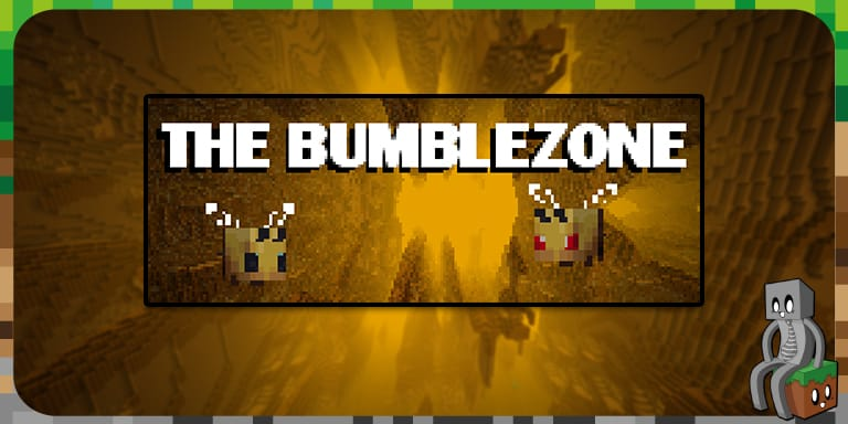 Mod Minecraft - The Bumble Zone
