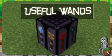 Photo of [Datapack] Useful Wands [1.14]