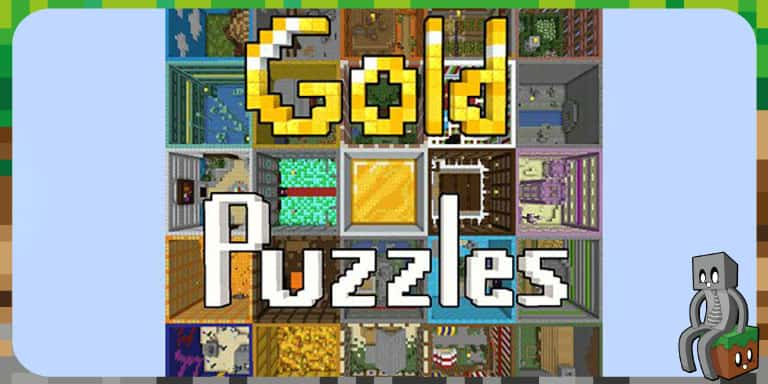 Map Gold Puzzles