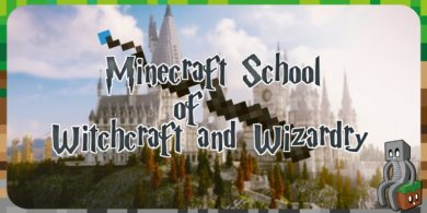 [Map] Minecraft School of Witchcraft and Wizardry [1.13.2]