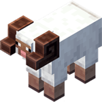 Mouton Cornu - Minecraft Earth