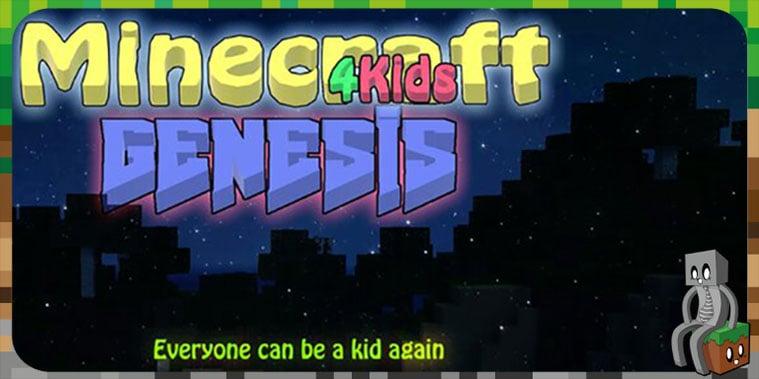 [Resource Pack] Minecraft 4Kids: Genesis [1.15]