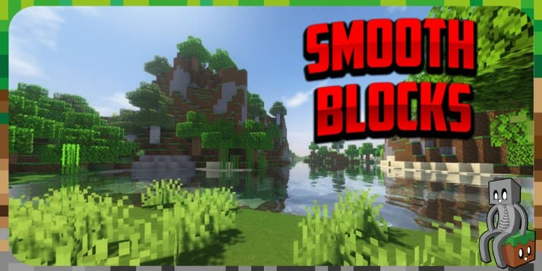 Resource Pack : Smooth Blocks