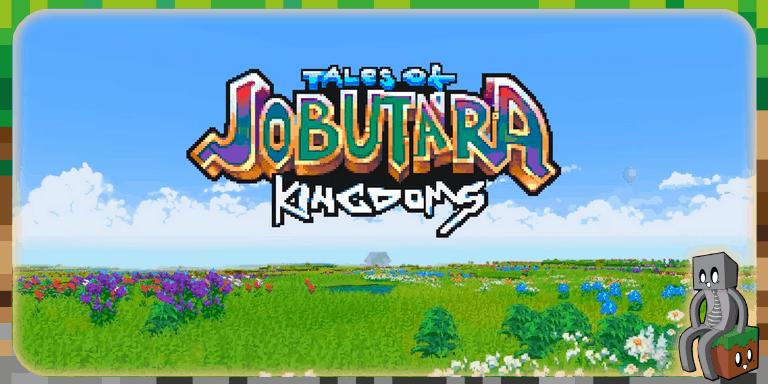 Resource Pack : Tales of Jobutara Kingdoms II - 1.14 - 1.15