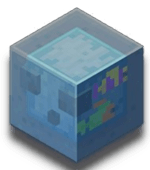Slime Tropical de Minecraft Earth