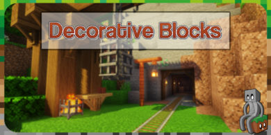 [Mod] Decorative Blocks [1.14.4 – 1.15.2]