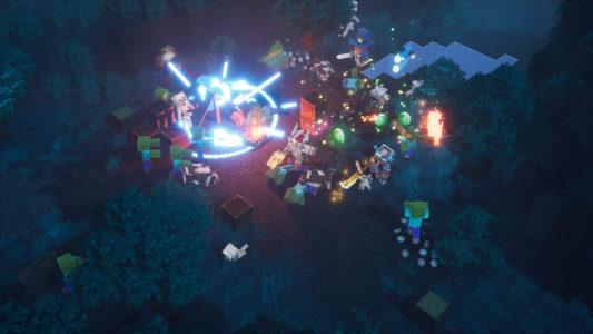 Beta Minecraft Dungeons