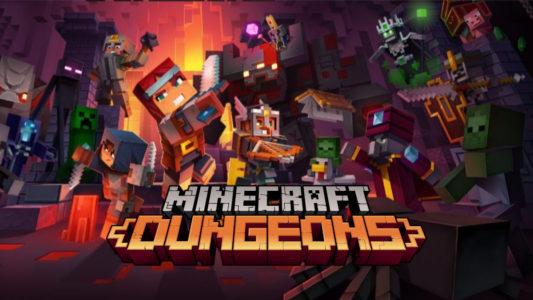 Présentation Minecraft Dungeons