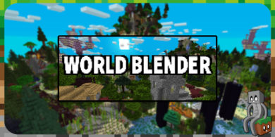 [Mod] World Blender [1.14.4 – 1.15.2]