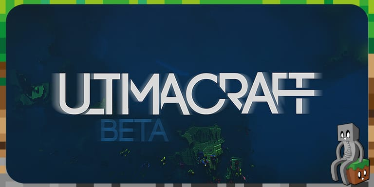 Resource Pack : Ultimacraft [1.13 - 1.16]