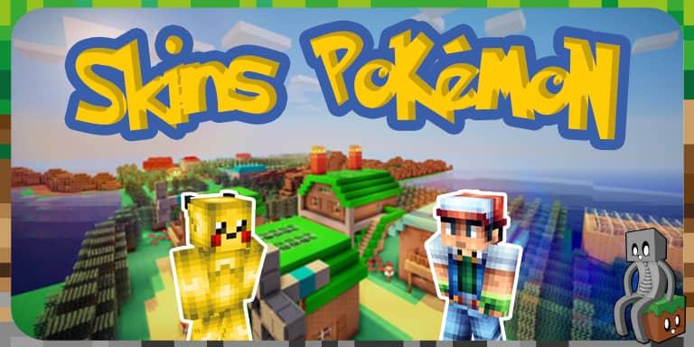 Skins Pokemon