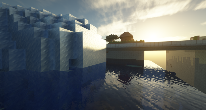 Support des shaders avec Ultimacraft