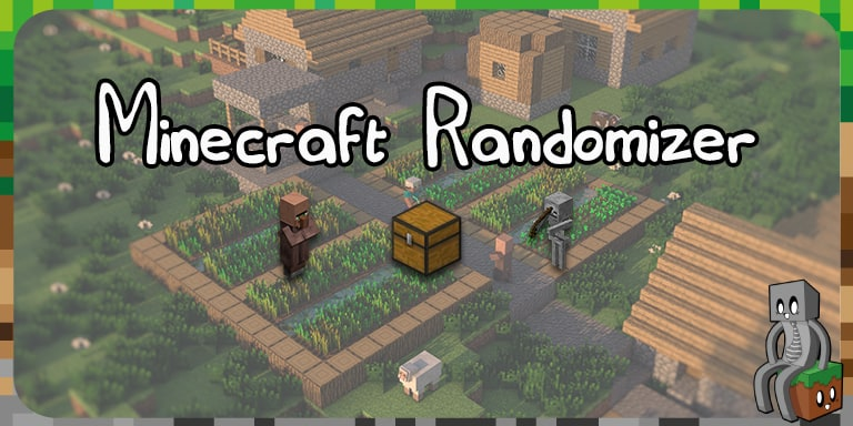 Minecraft Randomizer