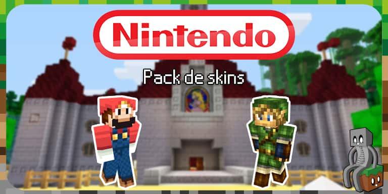 Skins Nintendo