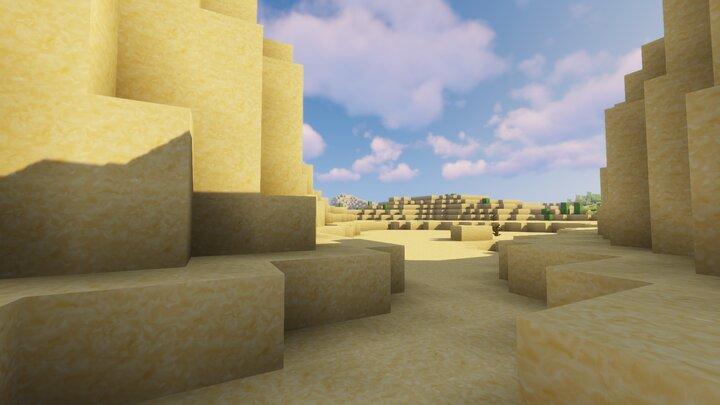 Présentation de la texture du sable