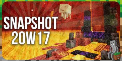 Photo of Minecraft 1.16 : Snapshot 20w17a