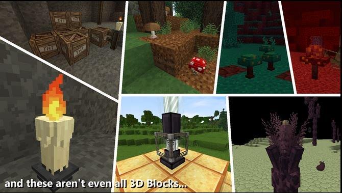 Imperial Odyssey : Blocs 3D 2
