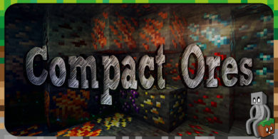 Photo of [Mod] Compact Ores [1.14.4 – 1.16.1]
