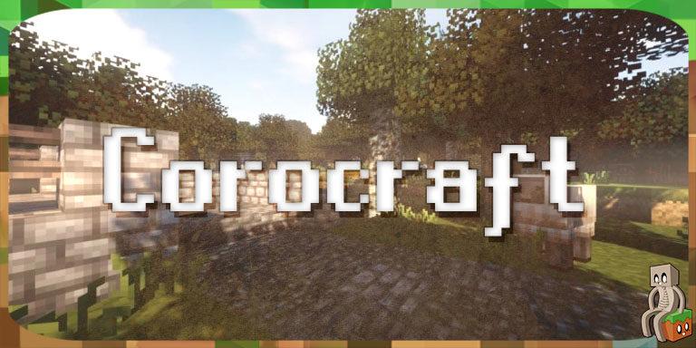 Resource Pack : Corocraft [1.14]