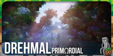 Photo of [Map] Drehmal v2 : PRIMΩRDIAL [1.15.2]