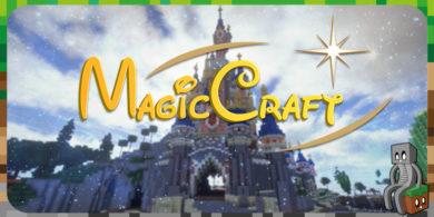 Photo of [Serveur] MagicCraft : Disneyland Paris dans Minecraft !