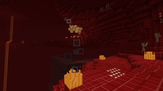 Chocolate Bars Pack : Nether