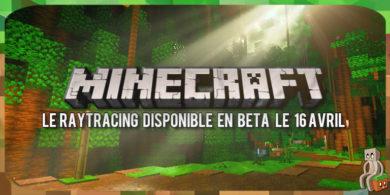 Photo of La bêta du Ray Tracing sur Minecraft (Bedrock) disponible le 16 Avril