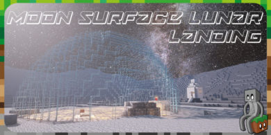 Photo of [Map] Moon Surface Lunar Landing [1.13]