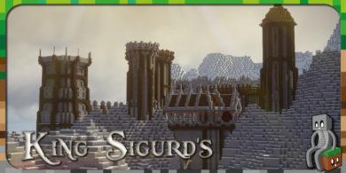 Photo of [Map] King Sigurd's Castle [1.14.4]