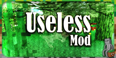 Photo of [Mod] Useless Mod [1.13.2 – 1.15.2]