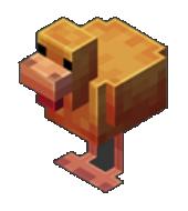 Poulet d'ambre