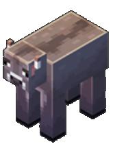 La vache cendrée