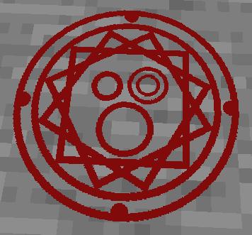 Image du cercle magique