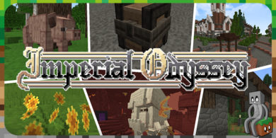 Resource Pack : Imperial Odyssey [1.13 - 1.16]