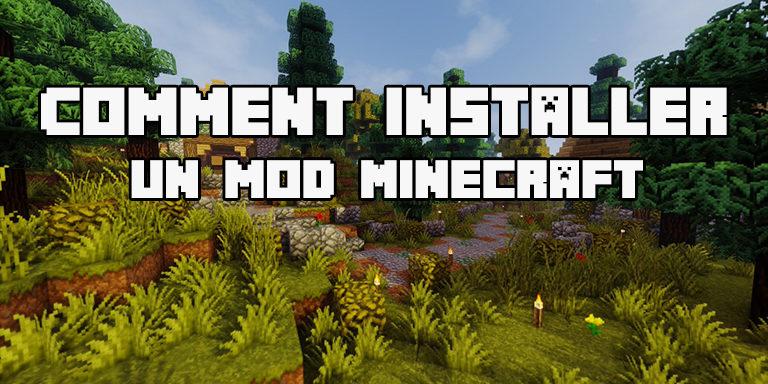 Installer un mod Minecraft