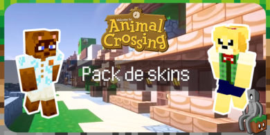[Pack de Skins] Animal Crossing