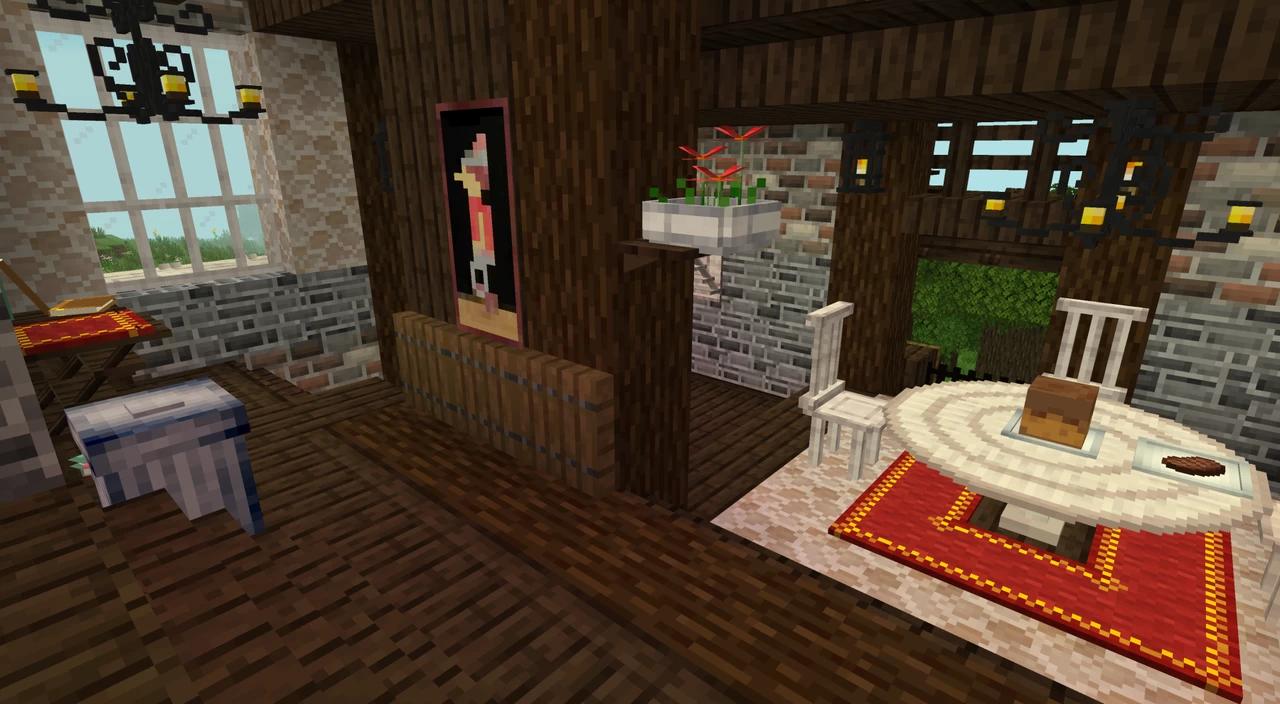 shengling - Une maison ou l'intérieur a été décoré avec des objets personnalisés