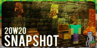 Photo of Minecraft 1.16 : Snapshot 20w20b