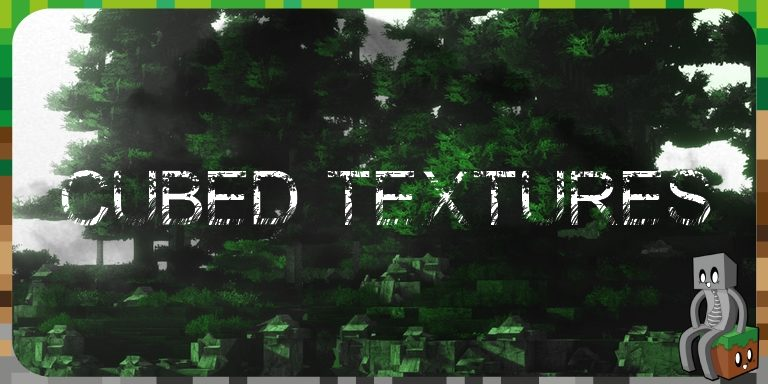 Resource Pack : Cubed Textures [1.13 - 1.15]